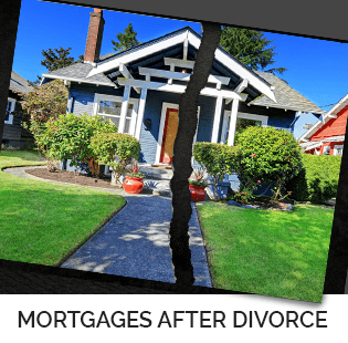 Mortgages After Divorce