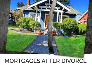 Mortgages After Divorce